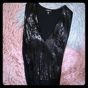 Night party blouse